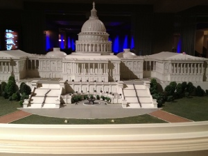 © 2013 the Jotter's Joint Model in the lobby of my hotel. Only sight seeing I got in.